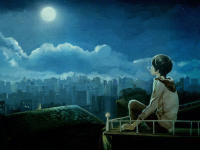 【丹枫】寂寞在唱歌(散文)